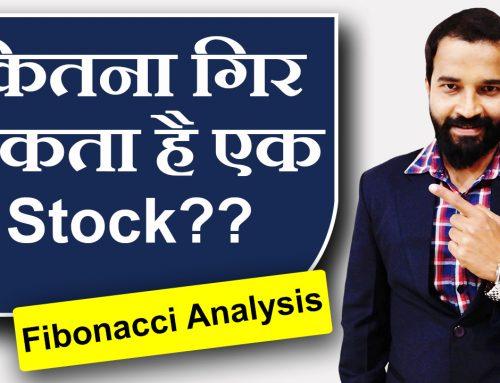 कितना गिर सकता है एक Stock? Fibonacci Retracement Analysis
